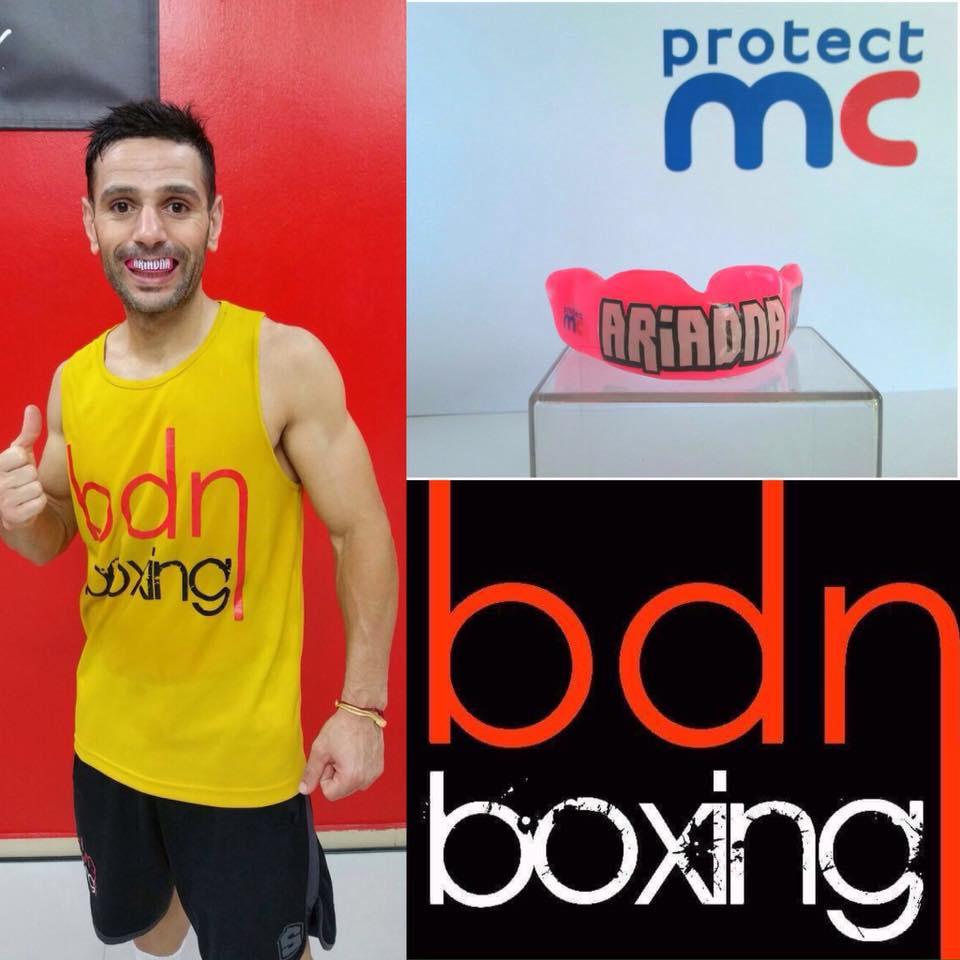 Toni Roca Bdn Boxing